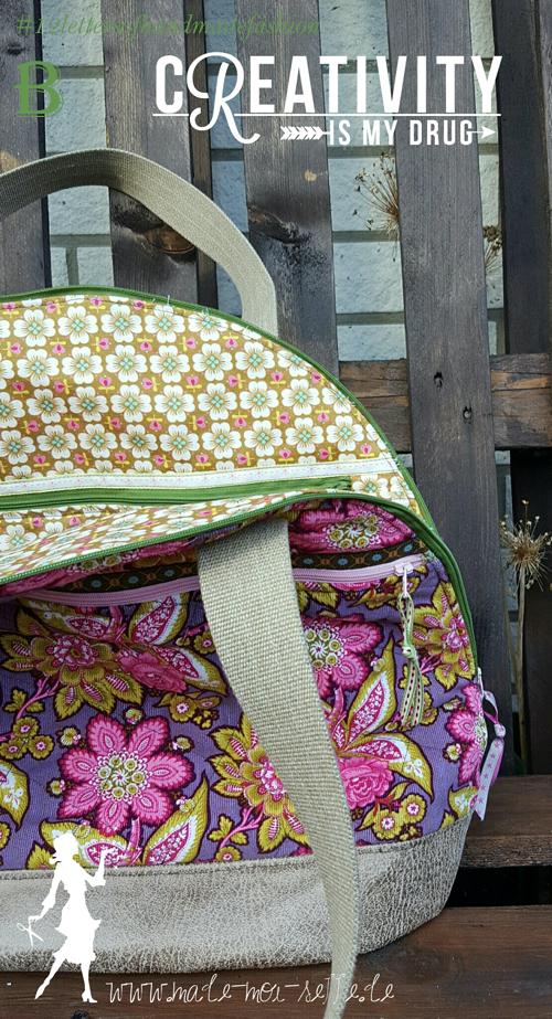 Bogentasche
