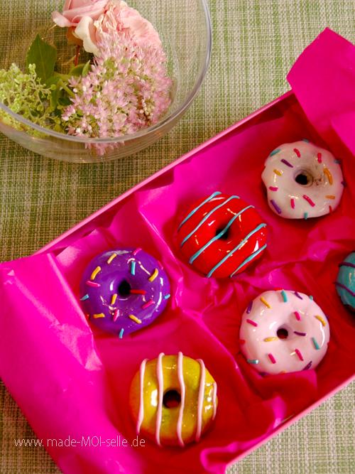 Nähgewichte Donuts
