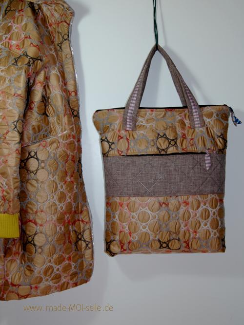 mixmich-Tasche und MAcleo