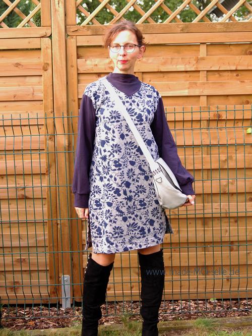 Vivi mit Tasche crossbag getragen