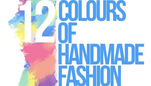 12 colours of handmade fashion
