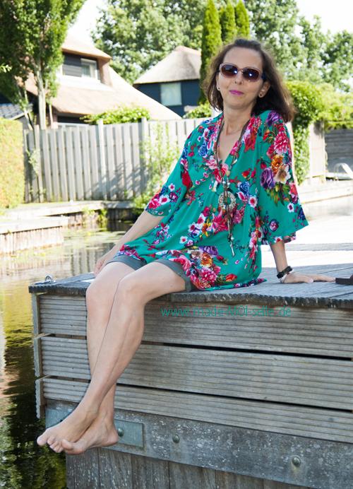 Meine sommerliche Tunika ganz lässig – sew la la 29/2020