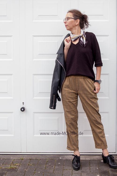 Zwei Schnittmuster, drei Outfits – So geht Style