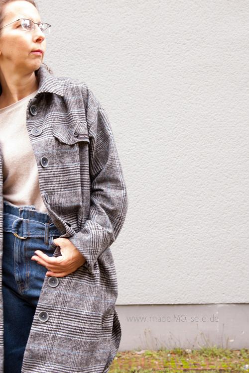 Shacket oder auch Hemdenjacke