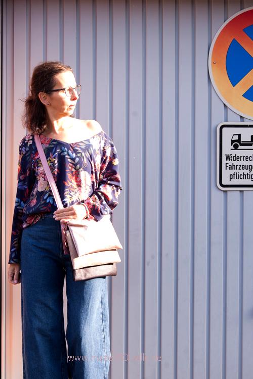 Eine stylische Crossbag mit vielen Variationen – sew la la 49/2020