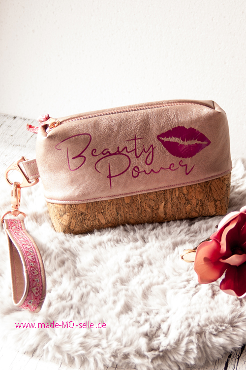 Kosmetiktasche selber nähen – sew la la #67