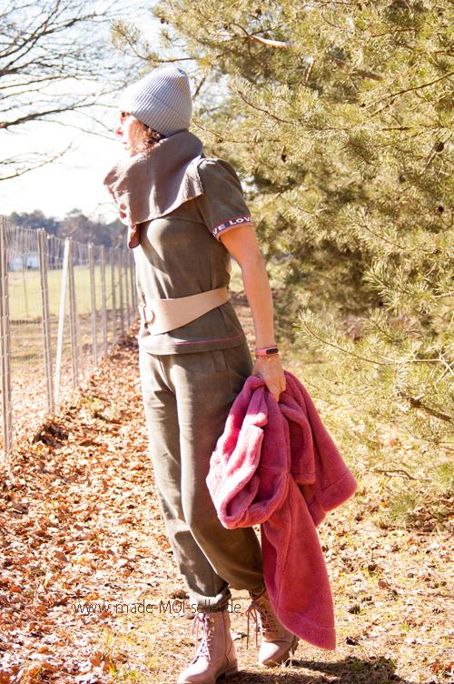 Jogginghose Edda und Shirt Greta