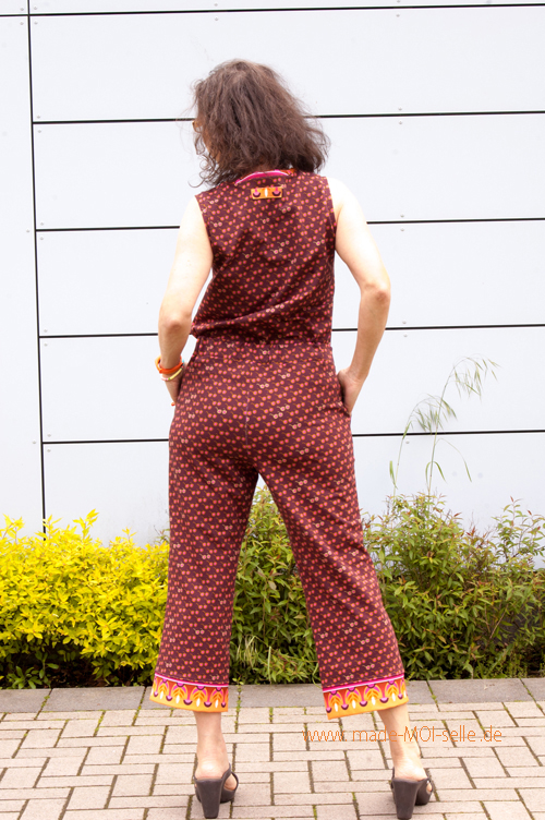 Hosen. Machen auch aus Sweat eine gute Figur –  sew la la #78