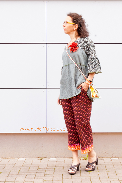 Hose Milly als Culotte