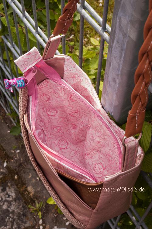 Yumi Blütentasche