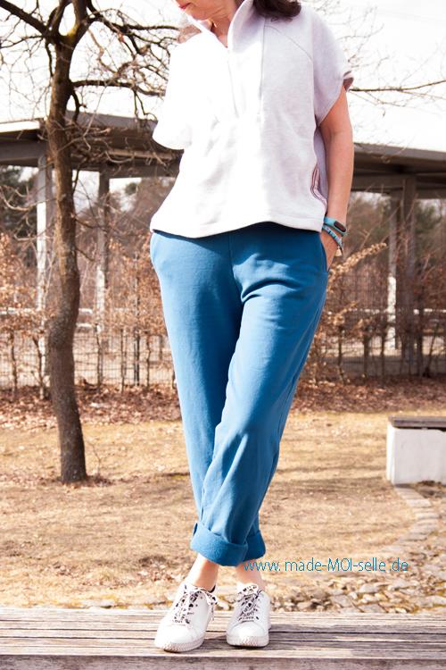 Die Joggingpants wird strassentauglich – sew la la #88