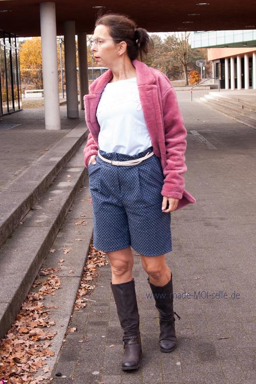 Paperbag Dagy aus Jeans