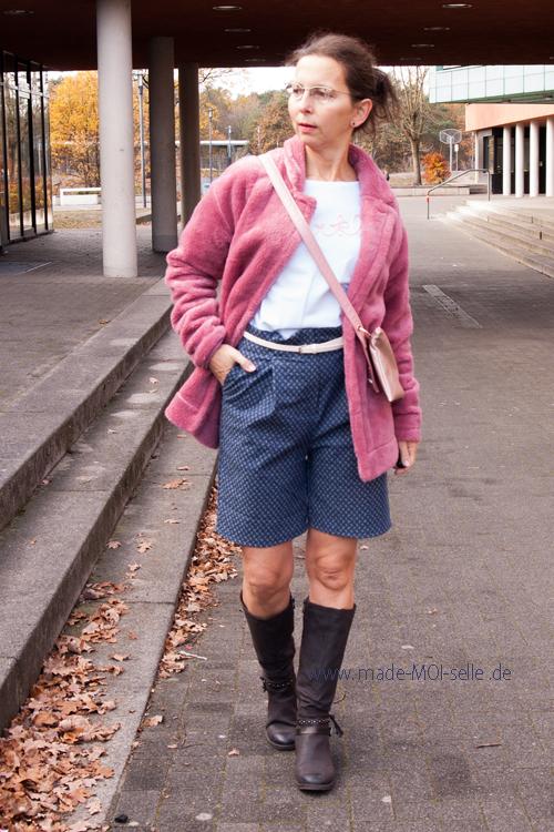 Kurze Hosen. Der Herbst kann kommen – sew la la #93